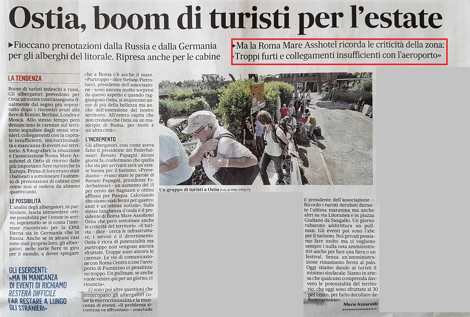 stampa Marzo 2017